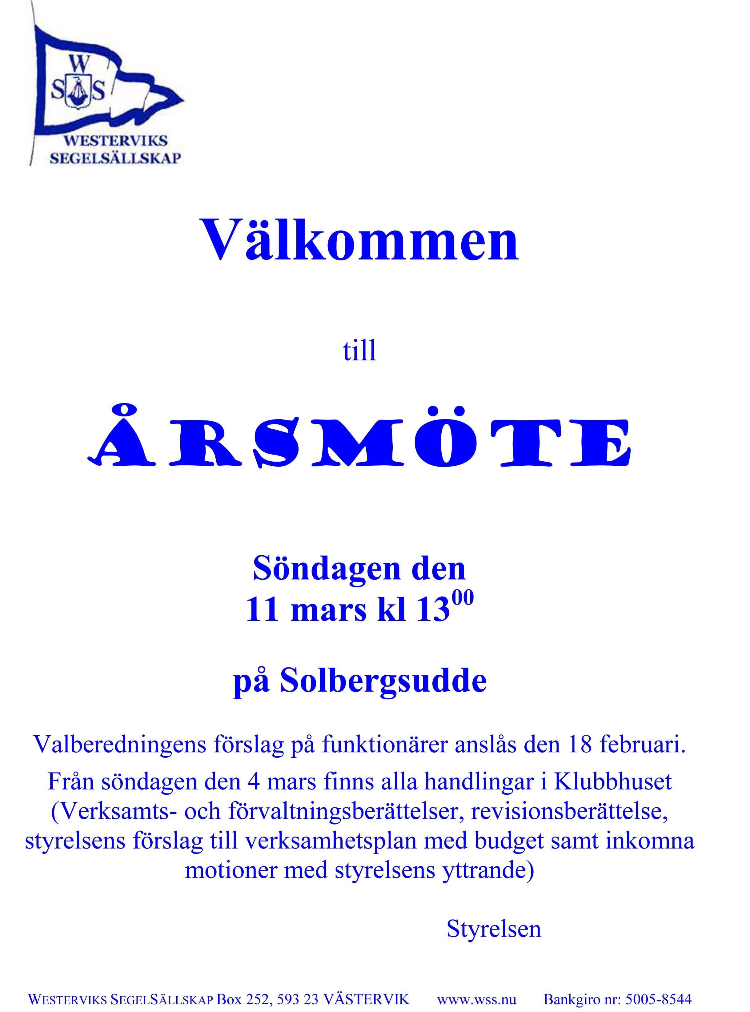 Lösenordsskyddad: Årsmöte 2012